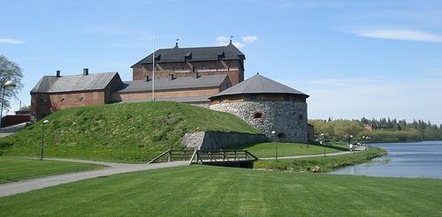 Burg und Festung in Hämeenlinna flickr (c) pr101 CC-Lizenz