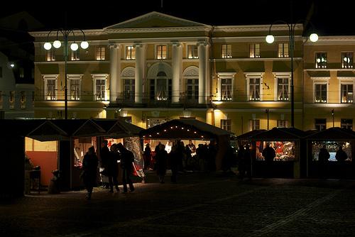 Weihnachten in Finnland flickr (c) vestman CC-Lizenz