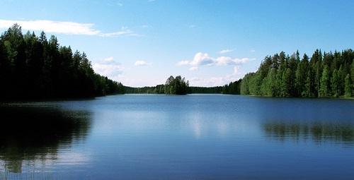 Saimaa in Finnland flickr (c) Miguel Virkkunen Carvalho CC-Lizenz